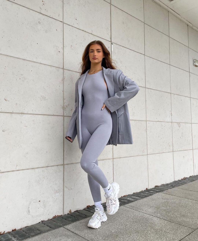 seamless long jumpsuit de Zara sur zara.style.daily