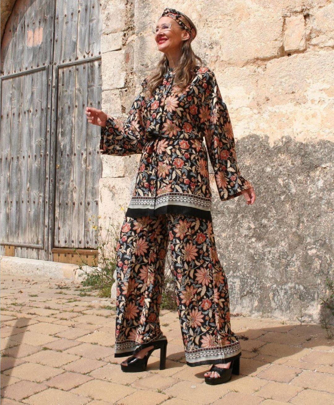 dress kimonito de Mango sur mango.outfits