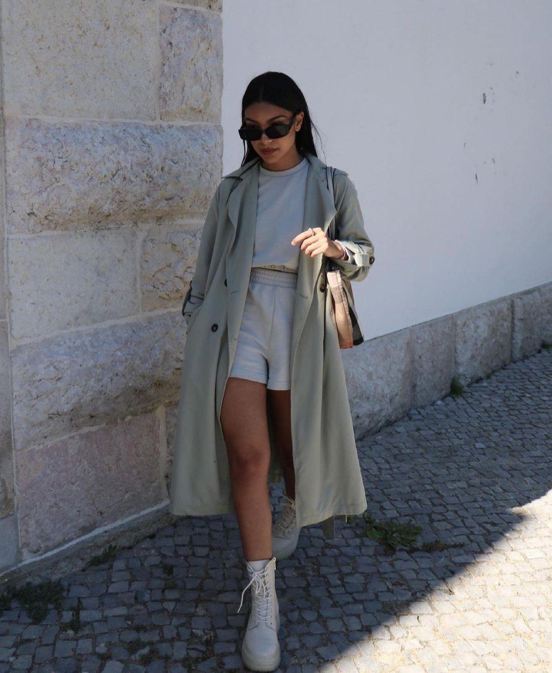 short en molleton de Zara sur zara.outfits
