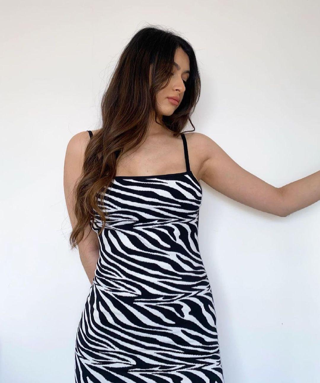 animal jacquard dress de Zara sur zara.style.daily