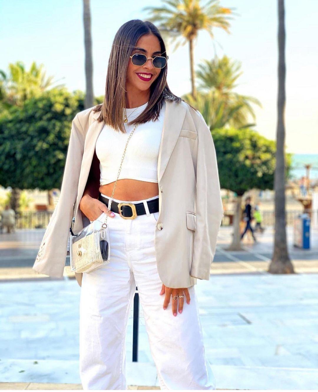 jeans hi rise straight de Zara sur zara.outfits