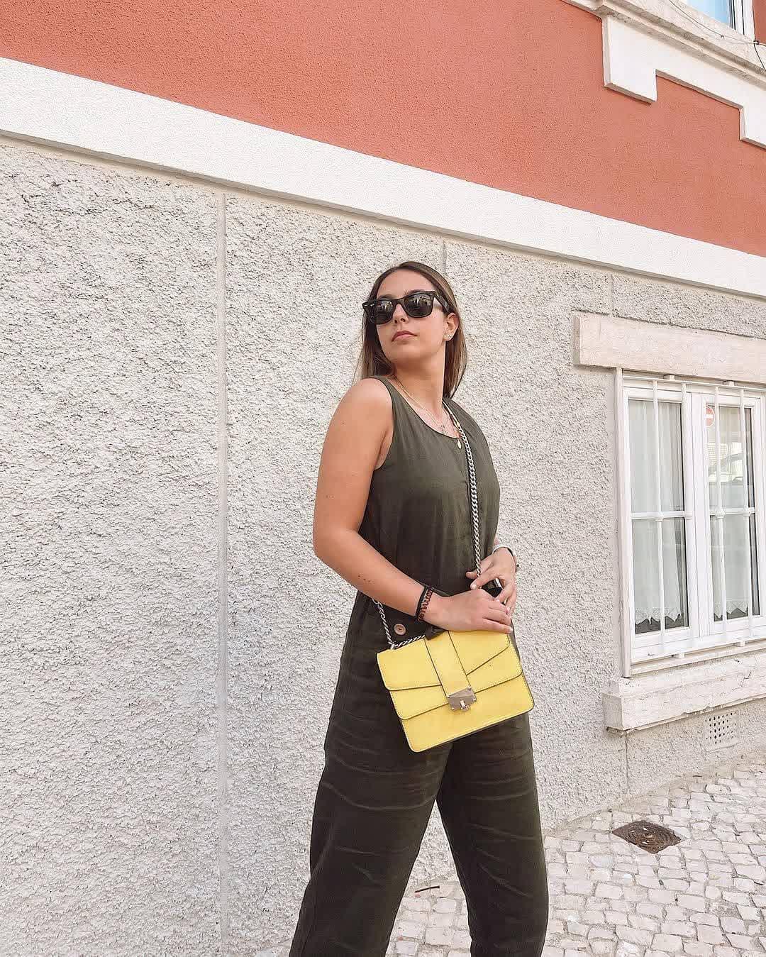 jumpsuit modal-h de Mango sur mango.outfits