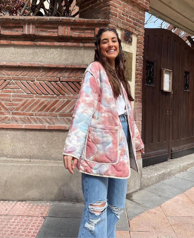 jeans z1975 full length à déchirures de Zara sur zara.outfits