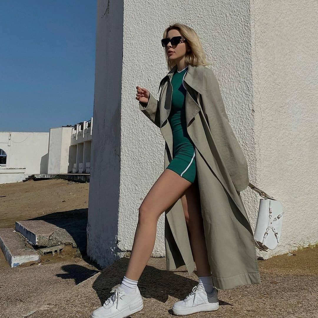 retro sport jumpsuit de Zara sur mangooutfits