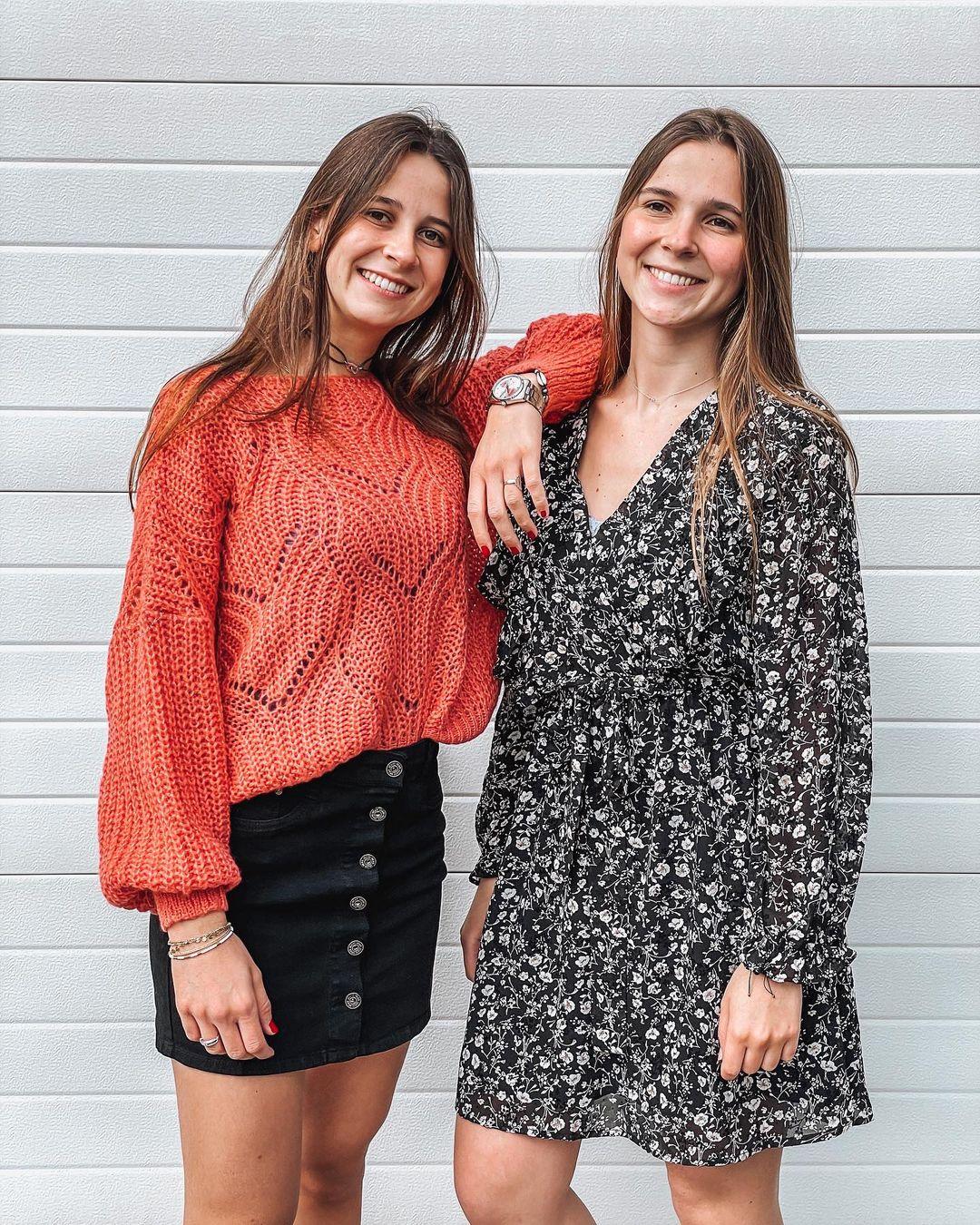 sweater mailys rust de Les Bourgeoises sur lesbourgeoisesofficiel