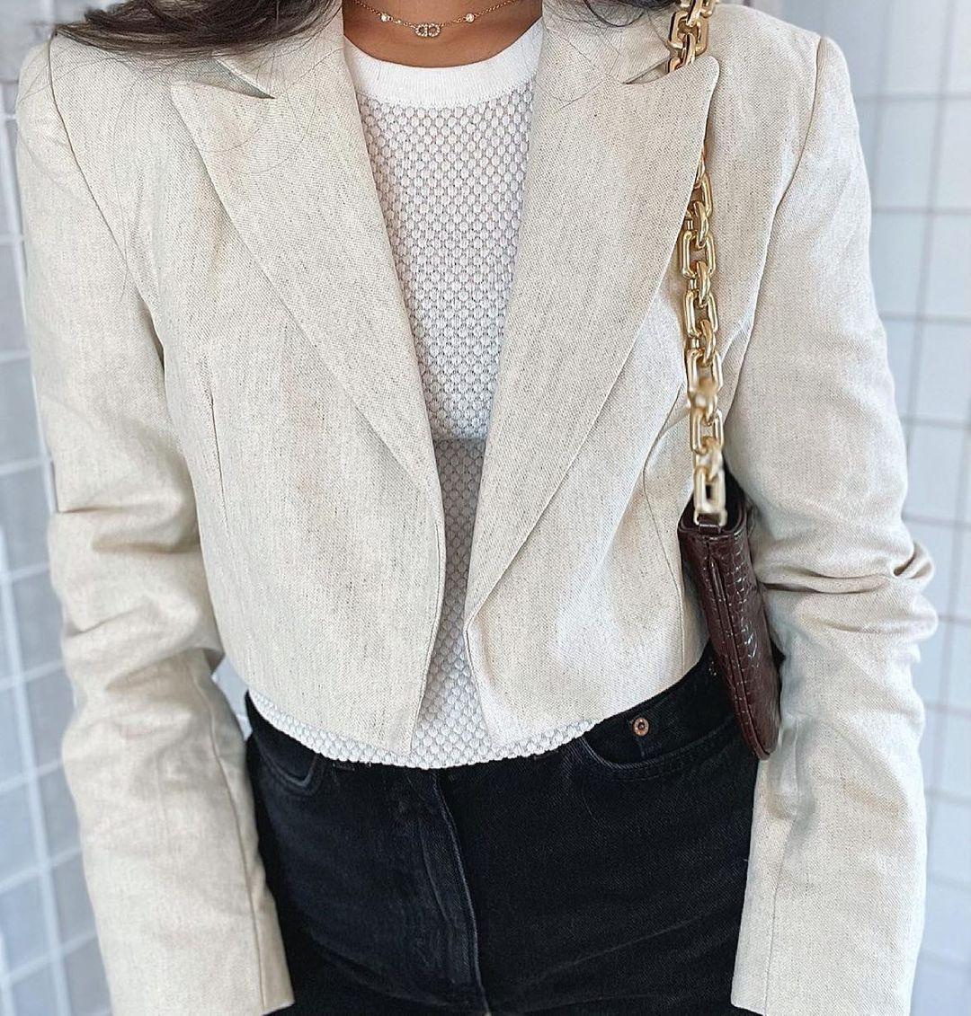 animal print shoulder bag with chains de Zara sur zara.style.daily