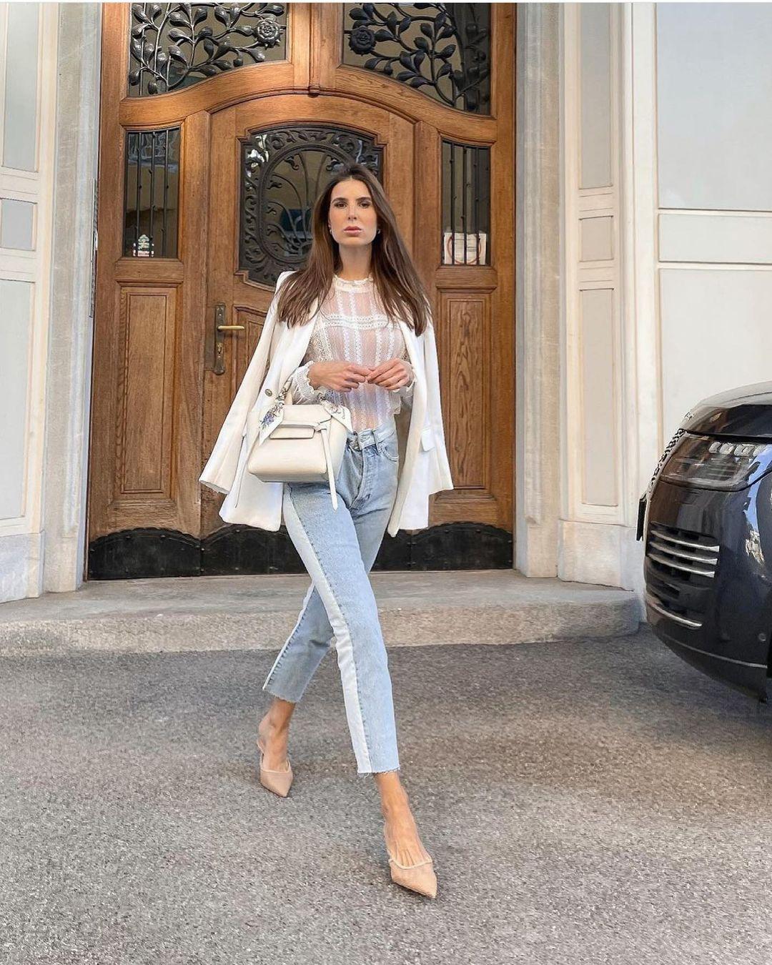 jeans cindy de Mango sur mango.outfits