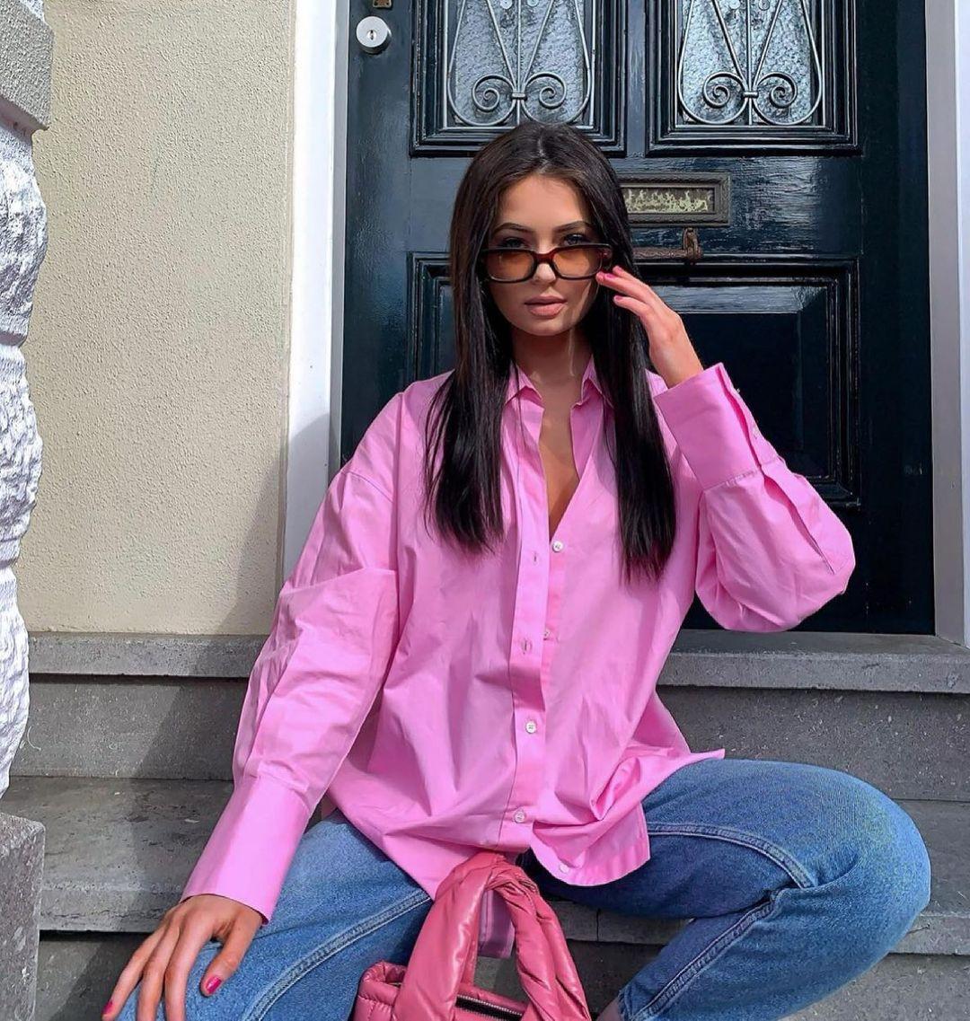 pocket shirt de Zara sur zara.style.daily
