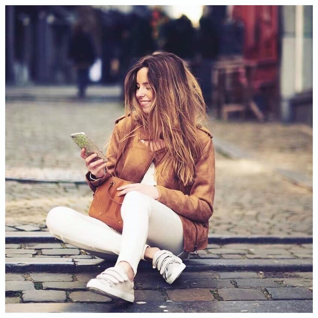 jeans toxic blanc de Les Bourgeoises sur lesbourgeoisesofficiel