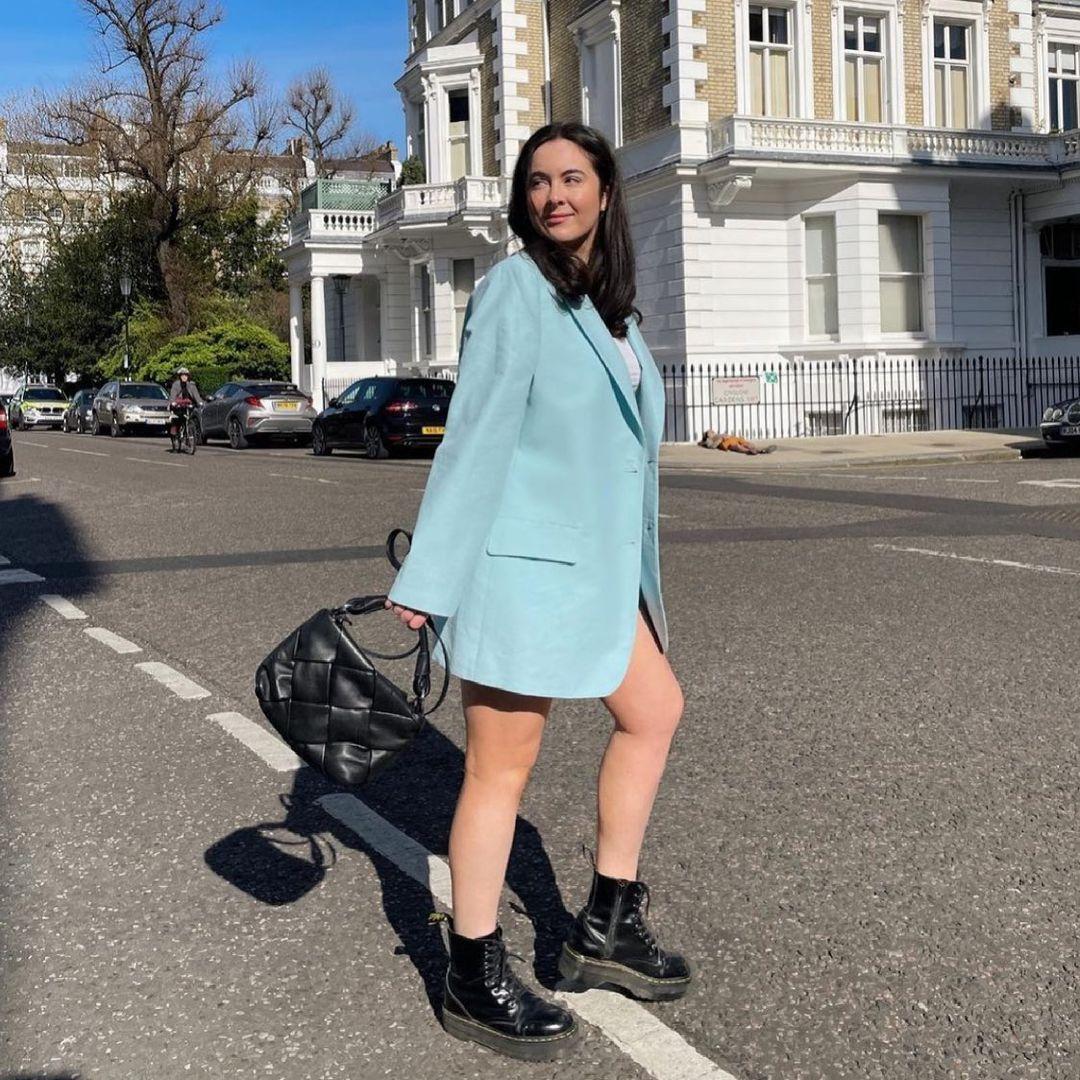 long jacket de Zara sur zara.style.daily