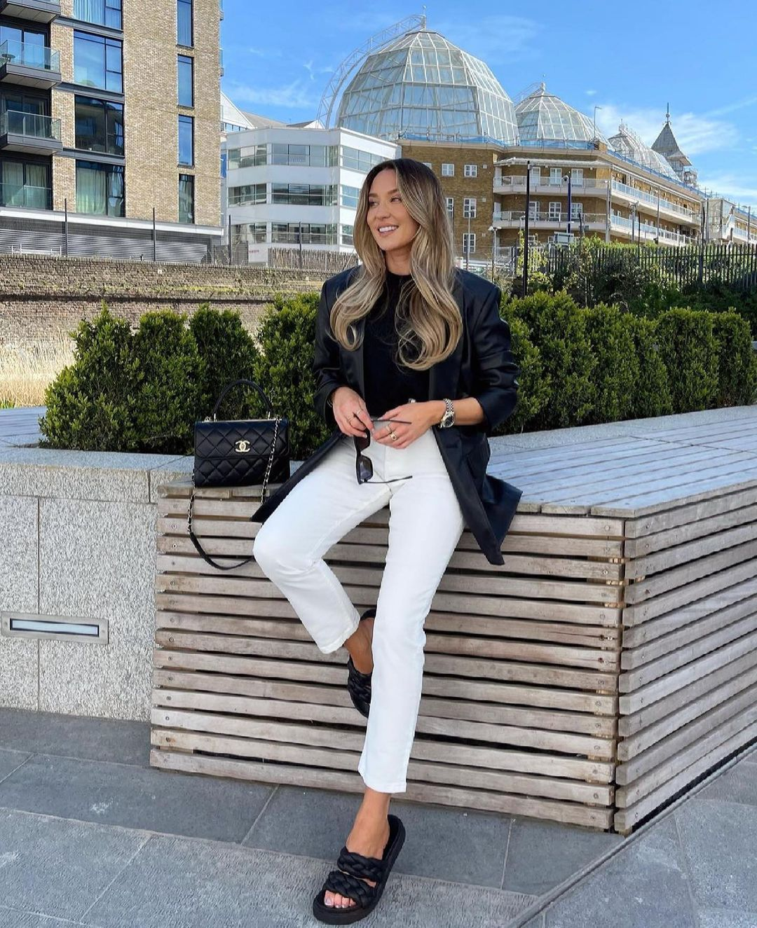 jean z1975 mom fit de Zara sur zara.outfits