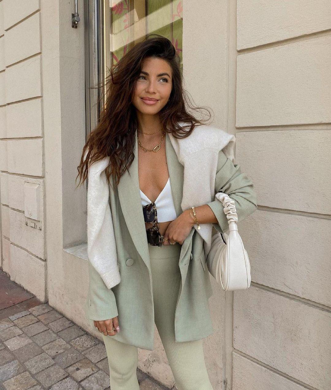 seamless leggings de Zara sur zaraaddiction