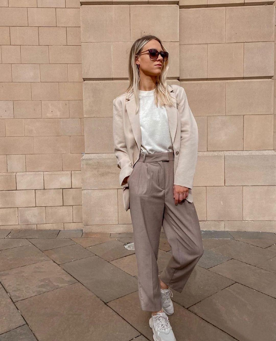 fitted jacket de H&M sur hm.addicted