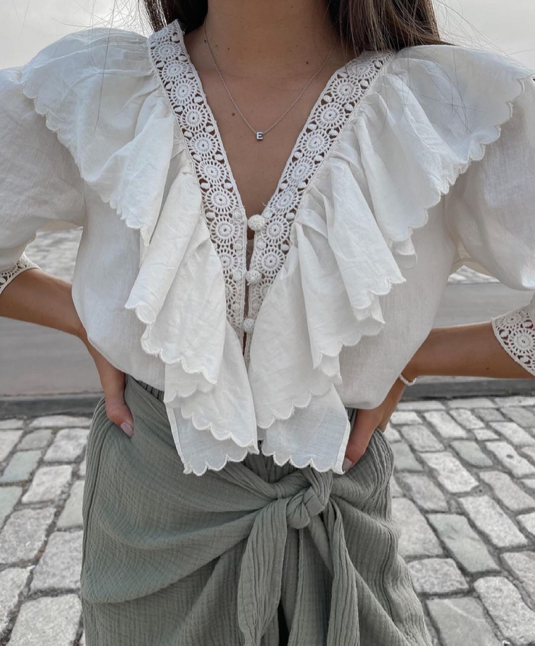 soft bow skirt de Zara sur zaraaddiction