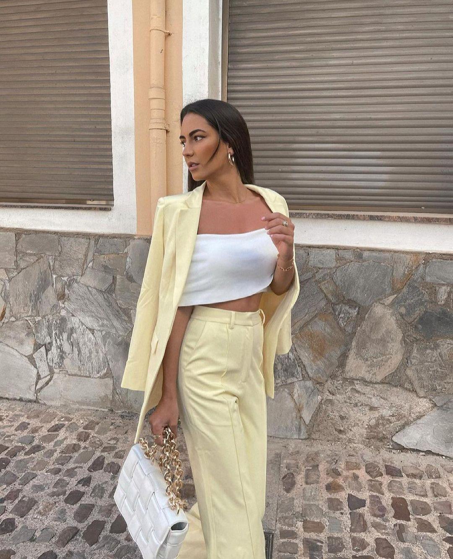 full length pants de Zara sur zara.outfits