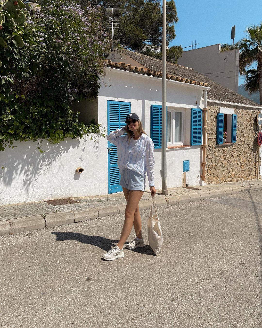 velvet shorts de Bershka sur nooomsworld