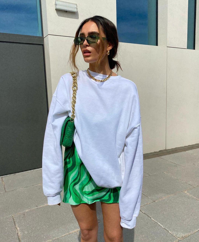 flowing short dress de Zara sur zara.outfits
