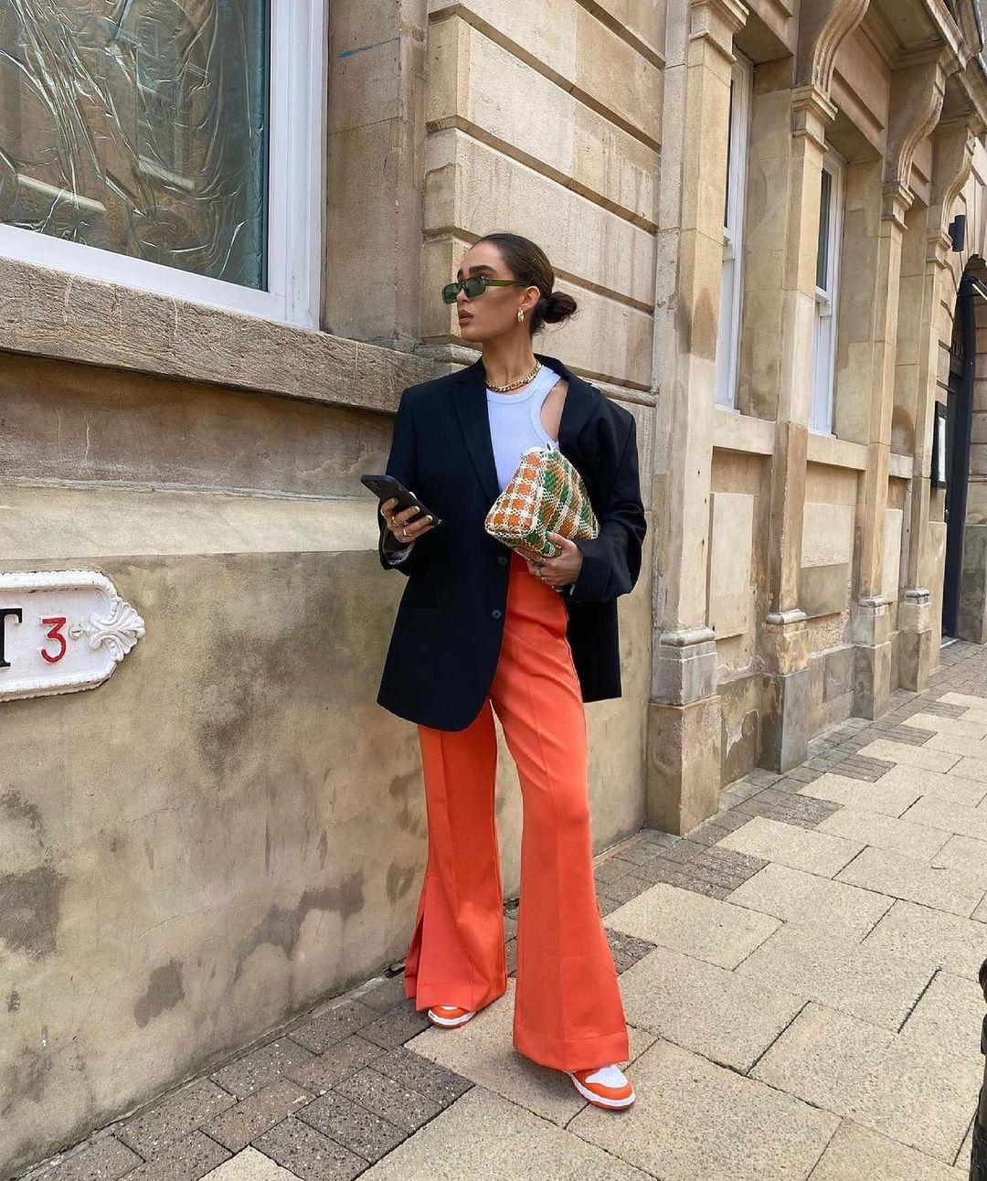 braided envelope bag de Zara sur zara.outfits