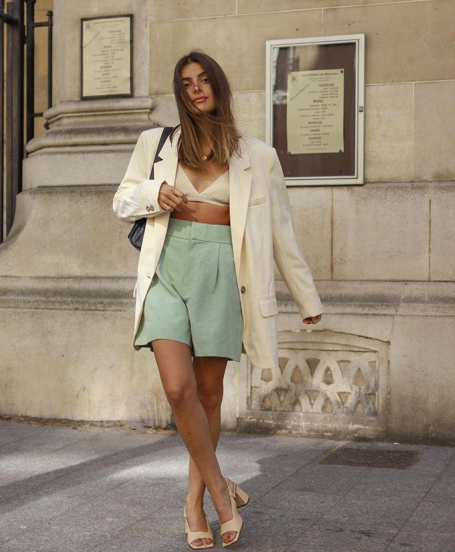 silk bra de Zara sur zara.outfits