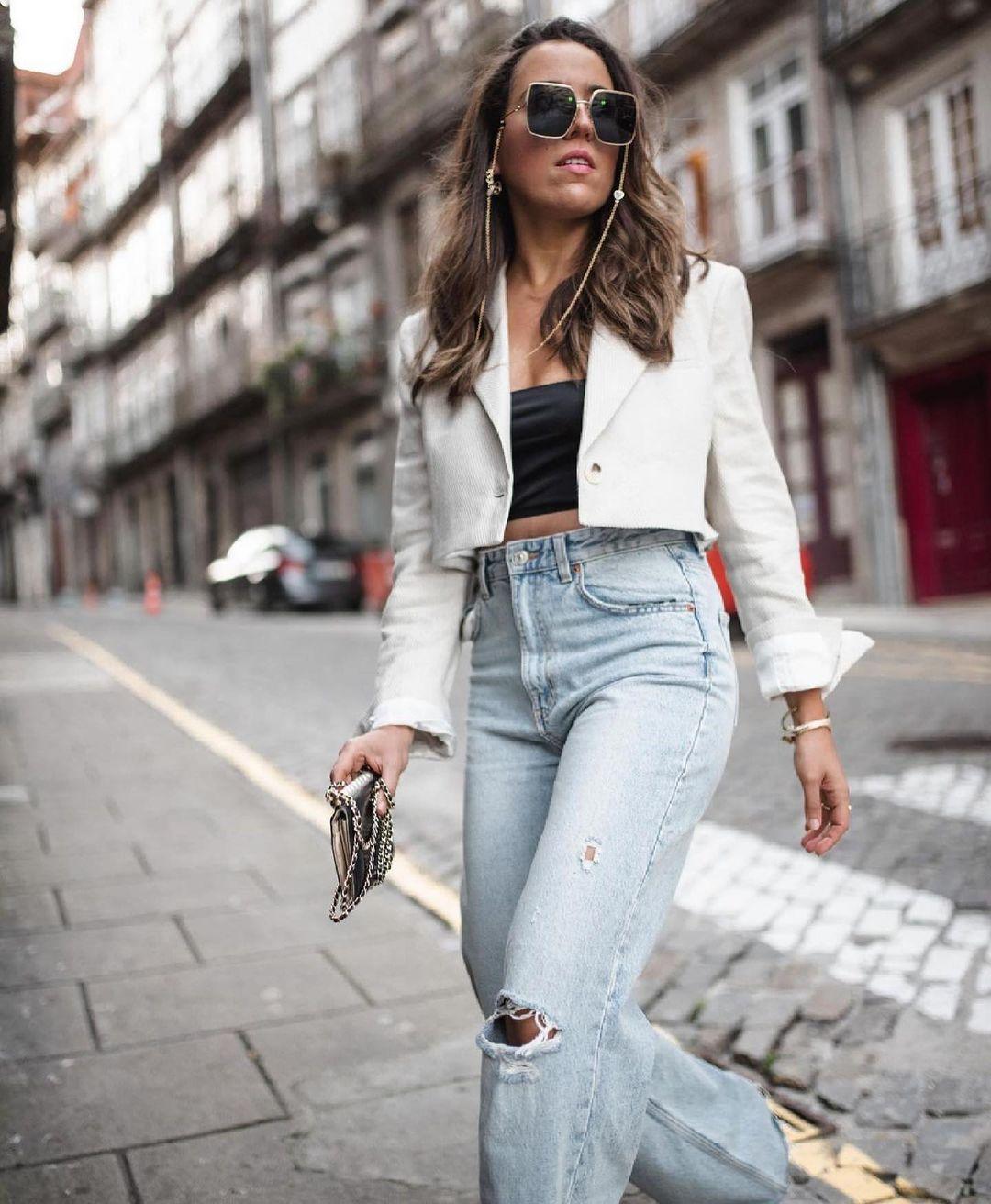 limited edition short jacket de Zara sur zara.outfits