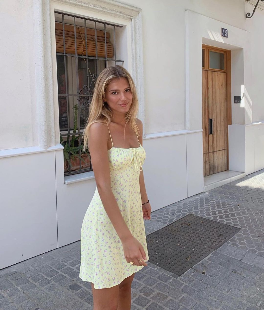structured printed dress de Zara sur zaraaddiction