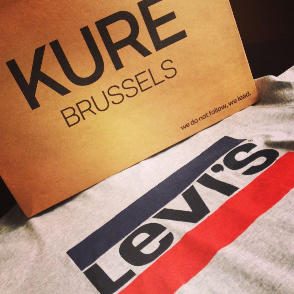 white girls levis t-shirt de Les Bourgeoises sur doris_mybales