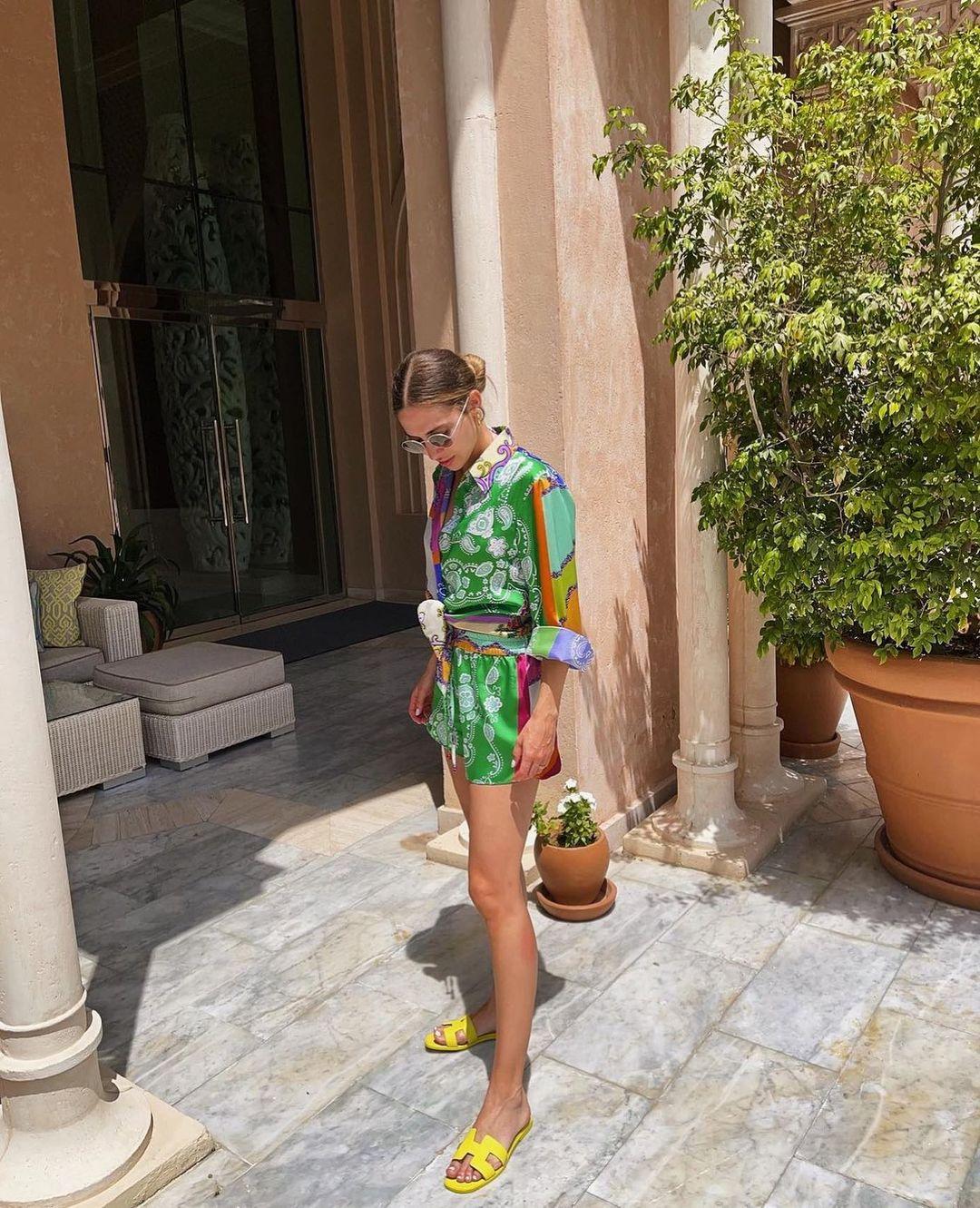 patchwork shirt with bow de Zara sur zarastreetstyle