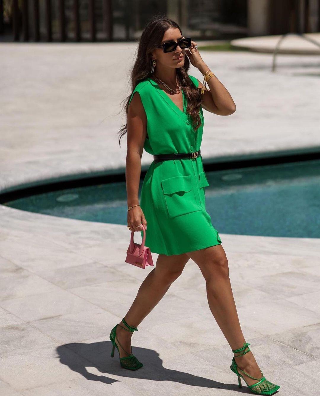 short knit dress de Zara sur zara.outfits
