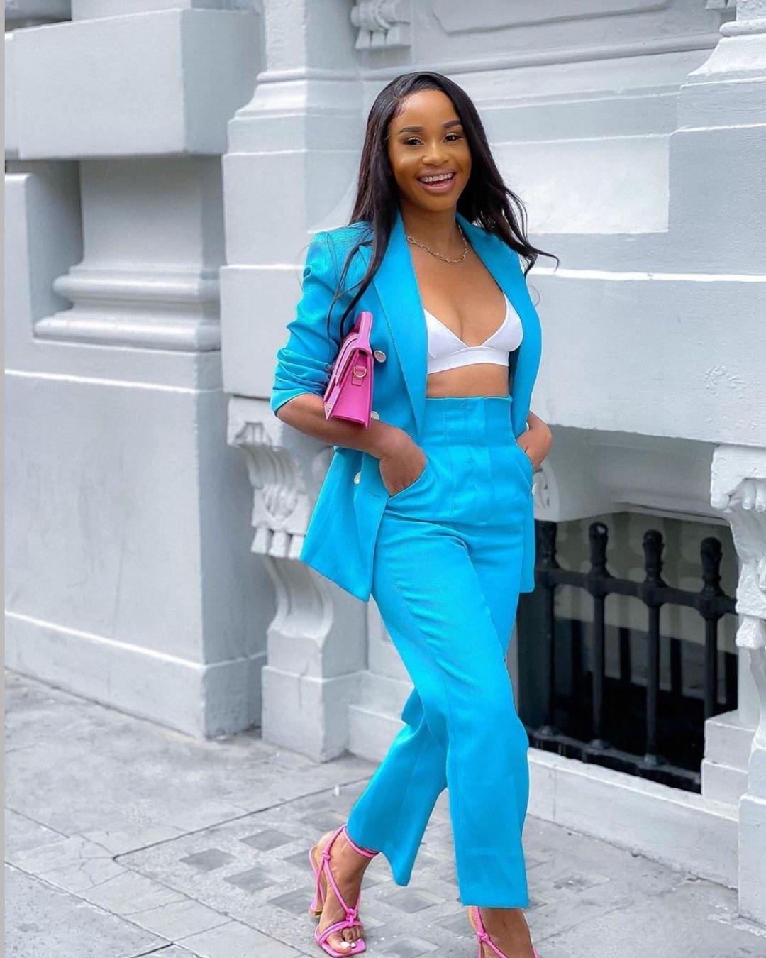 criss-breasted jacket with pockets de Zara sur zara.style.daily