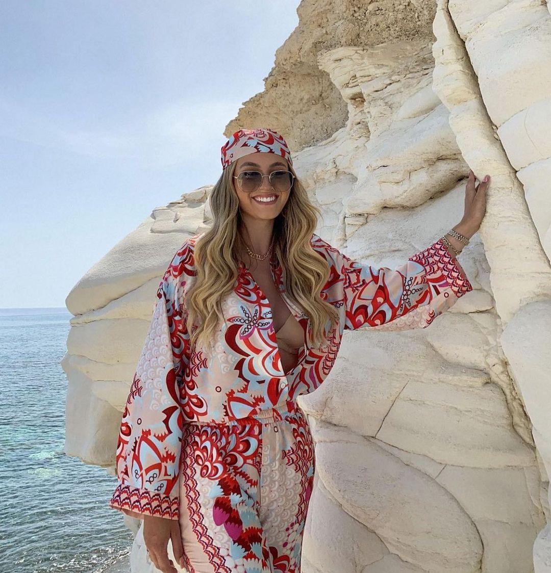 flowing patchwork pants de Zara sur zaraaddiction