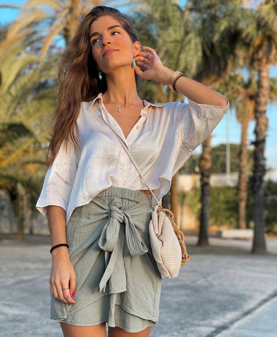 raffia shoulder bag de Zara sur zara.outfits