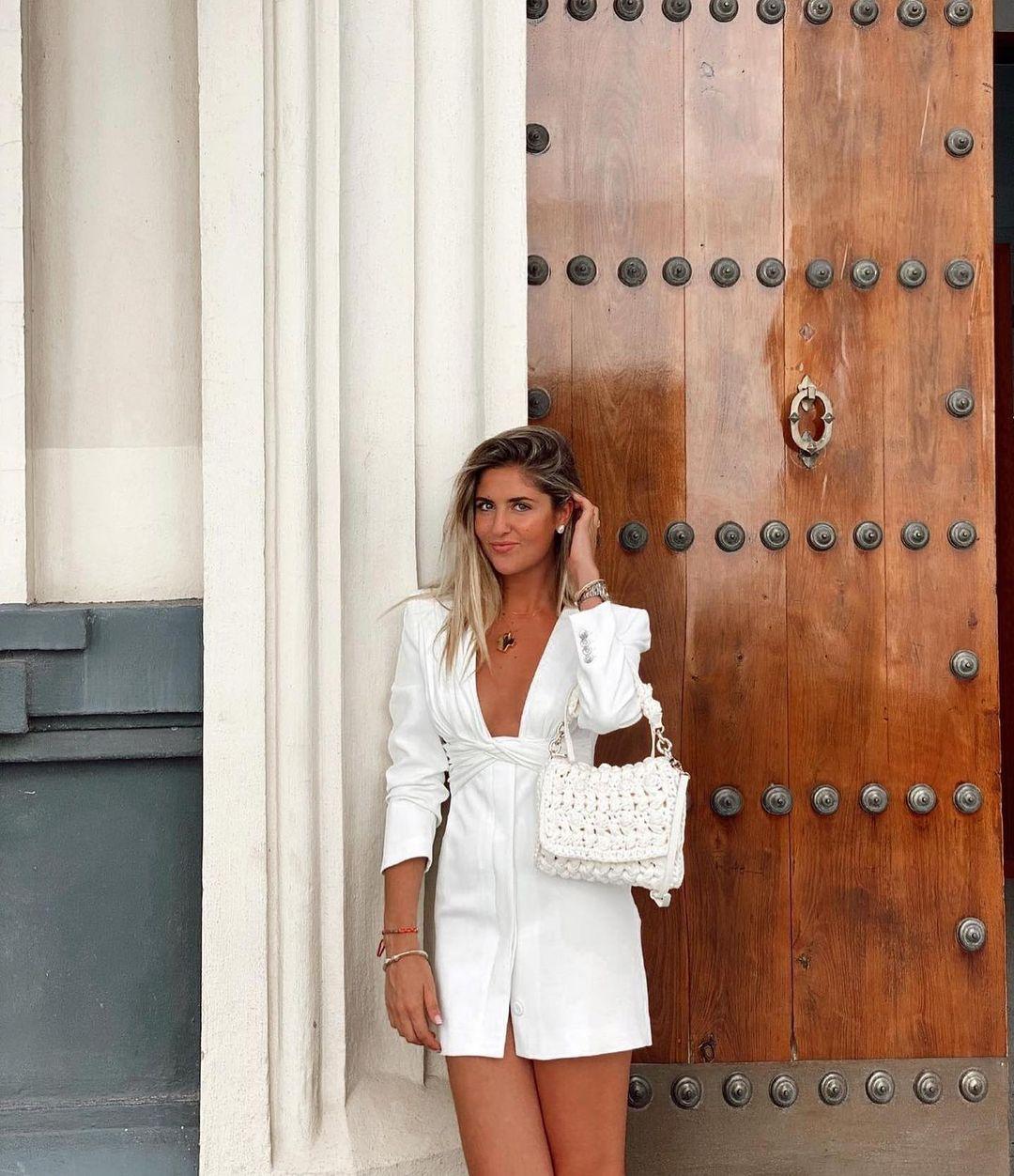 robe blazer limited edition de Zara sur zara.outfits