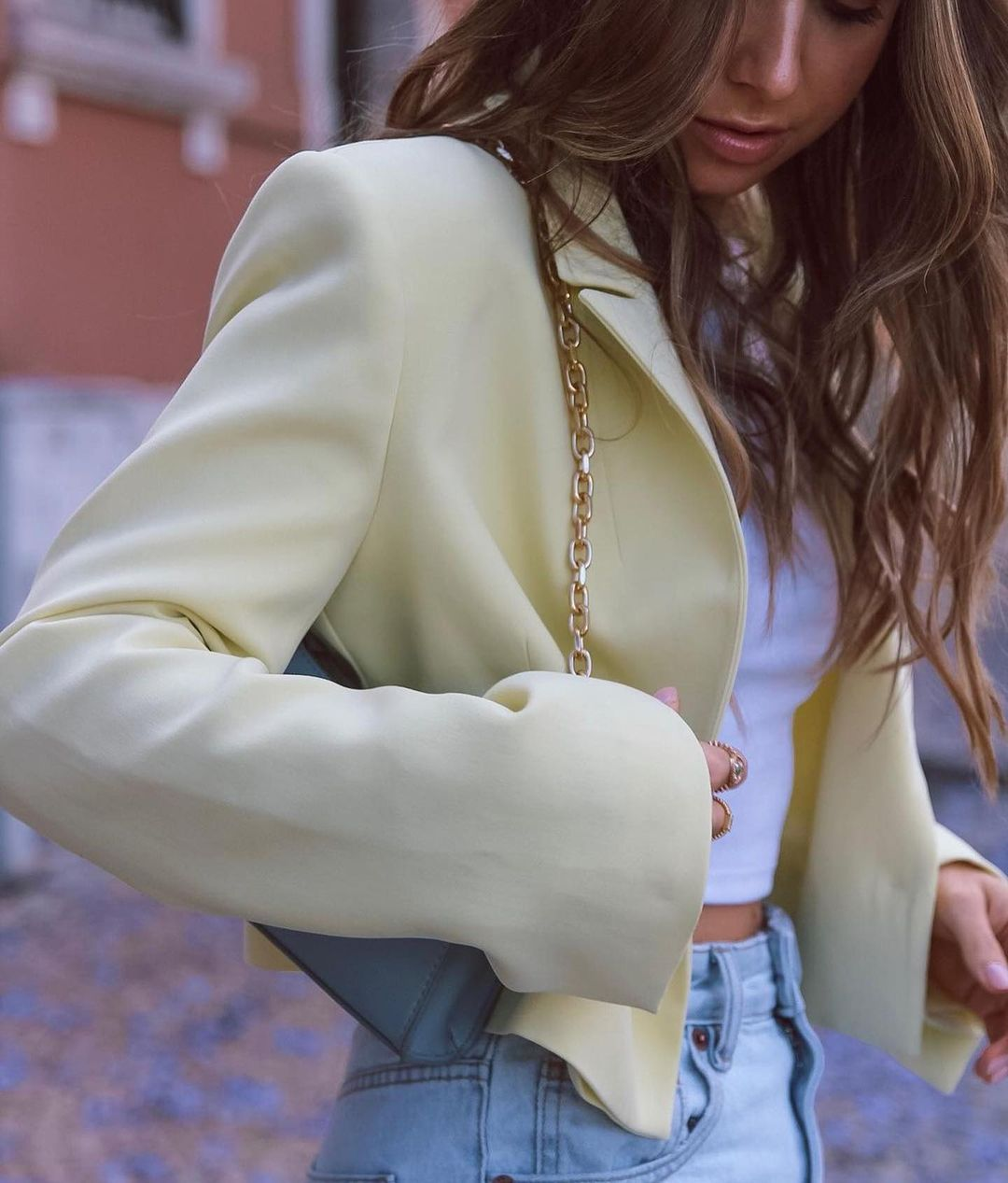 short jacket de Zara sur zara.outfits