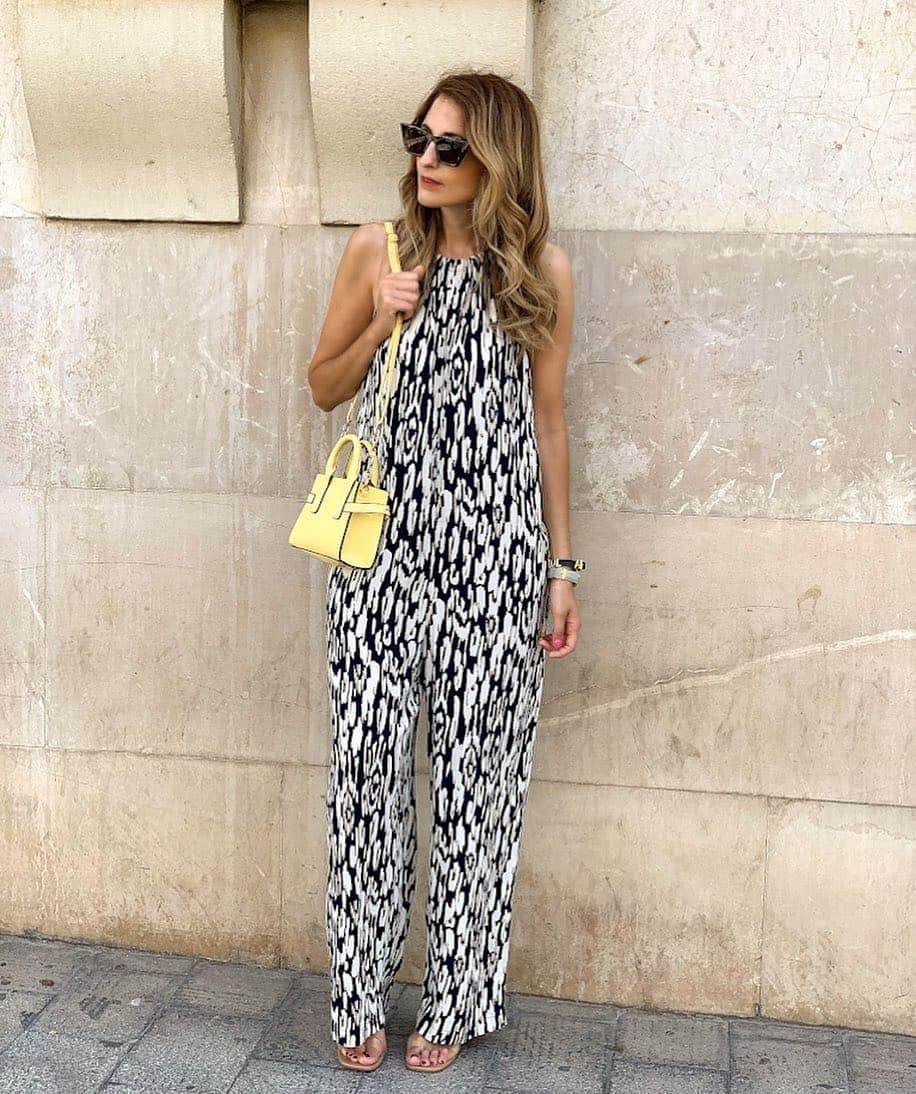 one-piece suit confy de Mango sur mango.outfits
