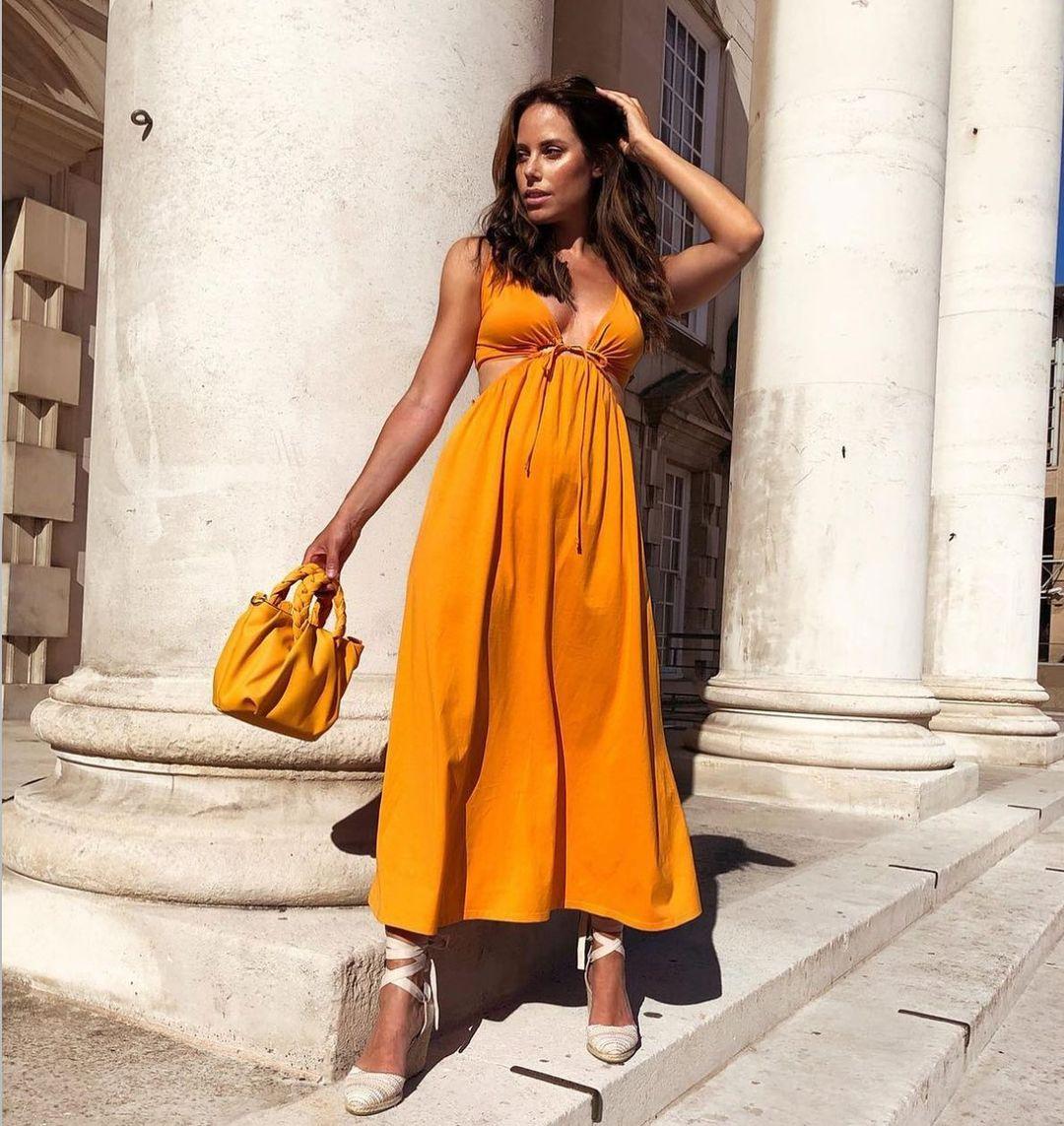 openwork dress de Zara sur zara.style.daily