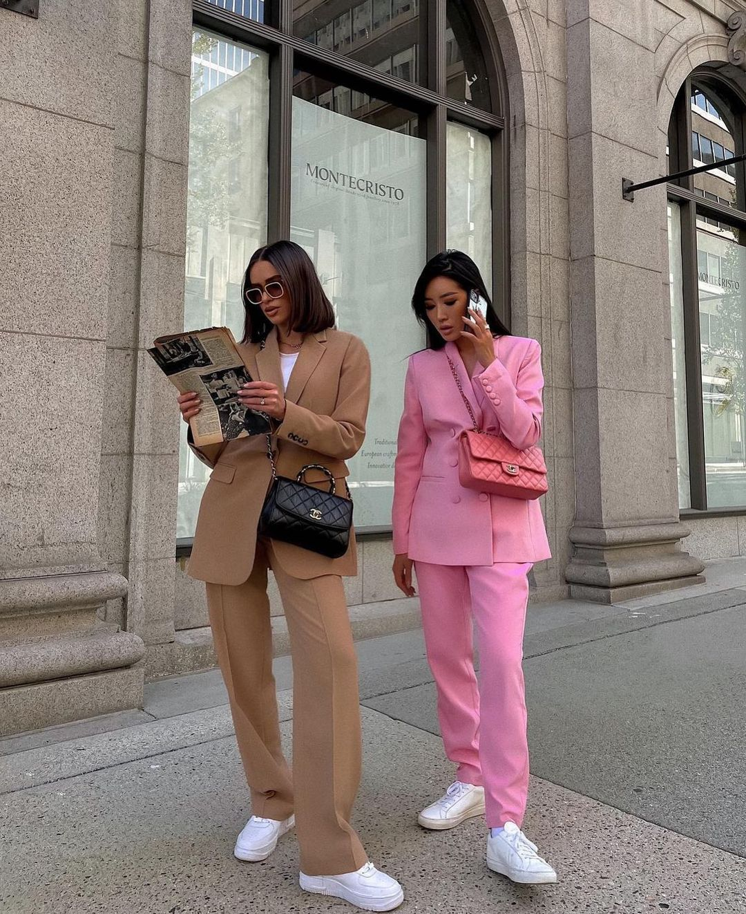oversized jacket with pockets de Zara sur zarastreetstyle