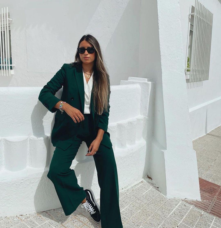 pantalon mid rise de Zara sur zaradiccion__