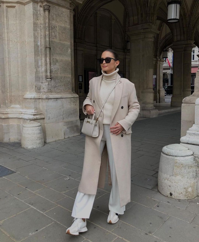limited edition crossbreasted coat de Zara sur zara.mania