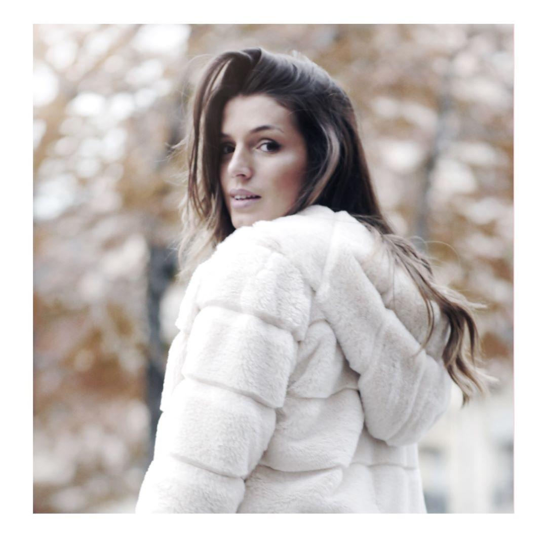 khaki doudou coat de Les Bourgeoises sur goa_paris