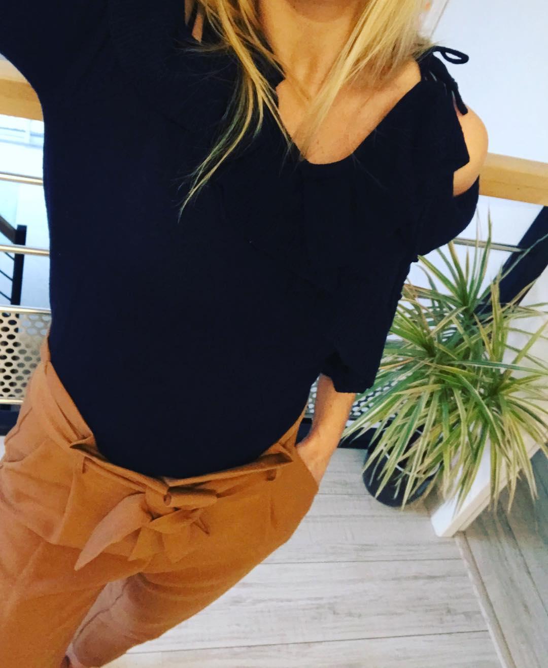 pantalon caramel de Les Bourgeoises sur by_eury