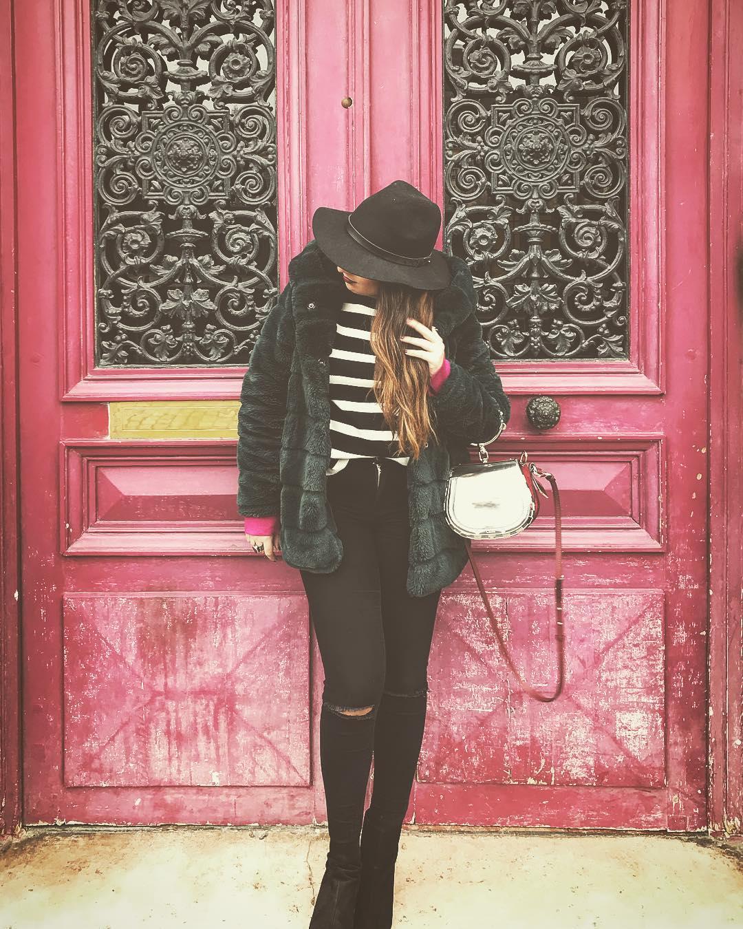 khaki doudou coat de Les Bourgeoises sur mayamathari16
