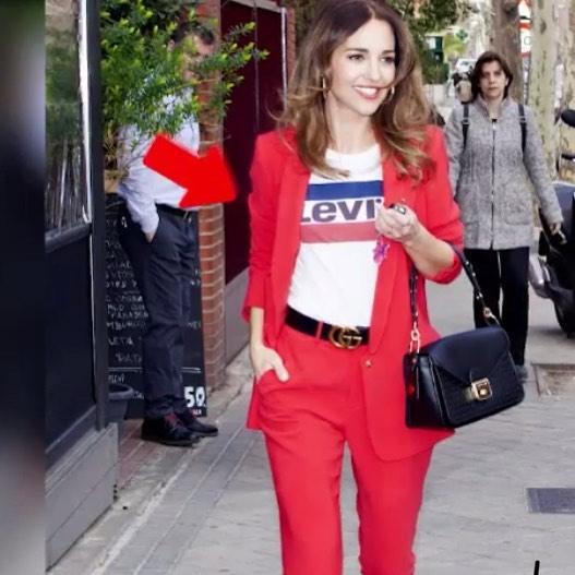 white girls levis t-shirt de Les Bourgeoises sur latintoreria_shop