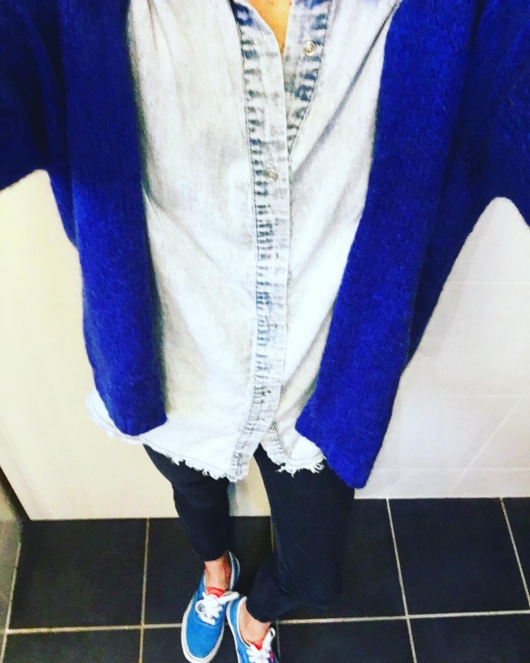 bernadette bleu bic de Les Bourgeoises sur mode_sud