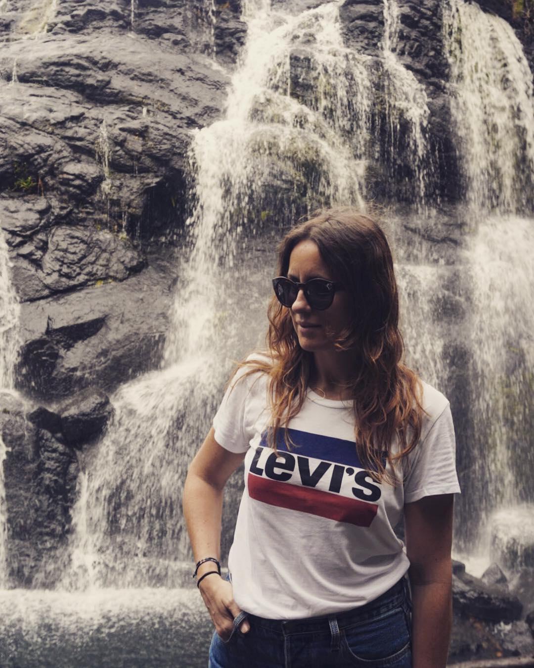 white girls levis t-shirt de Les Bourgeoises sur happyshoppeuses