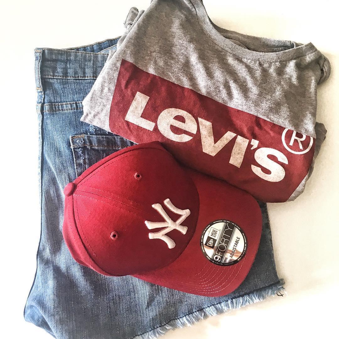 t-shirt levis gris de Les Bourgeoises sur the_littleblogger