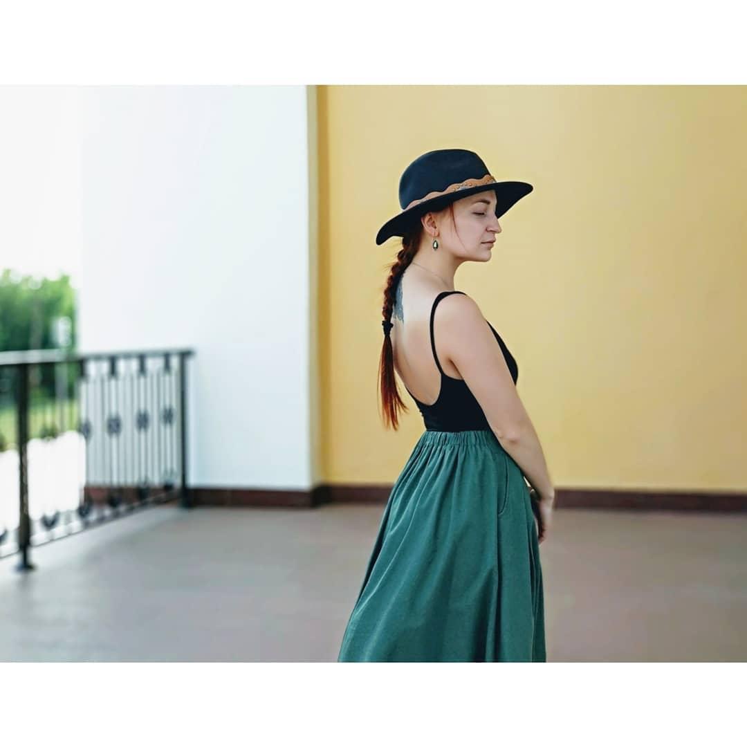 fedora style western de Asos sur katrin_bone