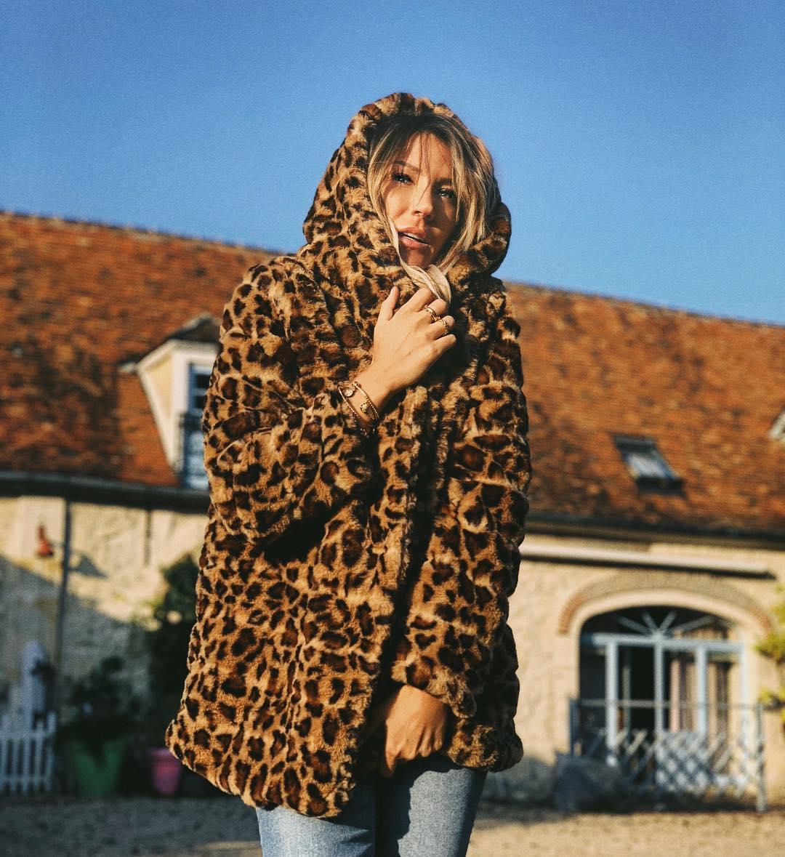 khaki comforter coat de Les Bourgeoises sur clemenceandanna sur SCANDALOOK