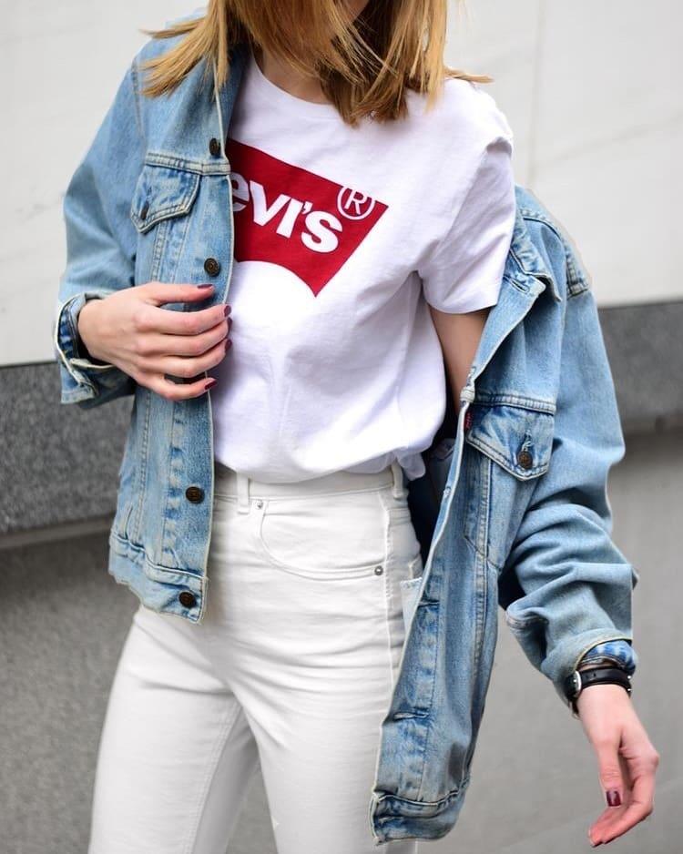 white levis t-shirt de Les Bourgeoises sur anita_branddedd2