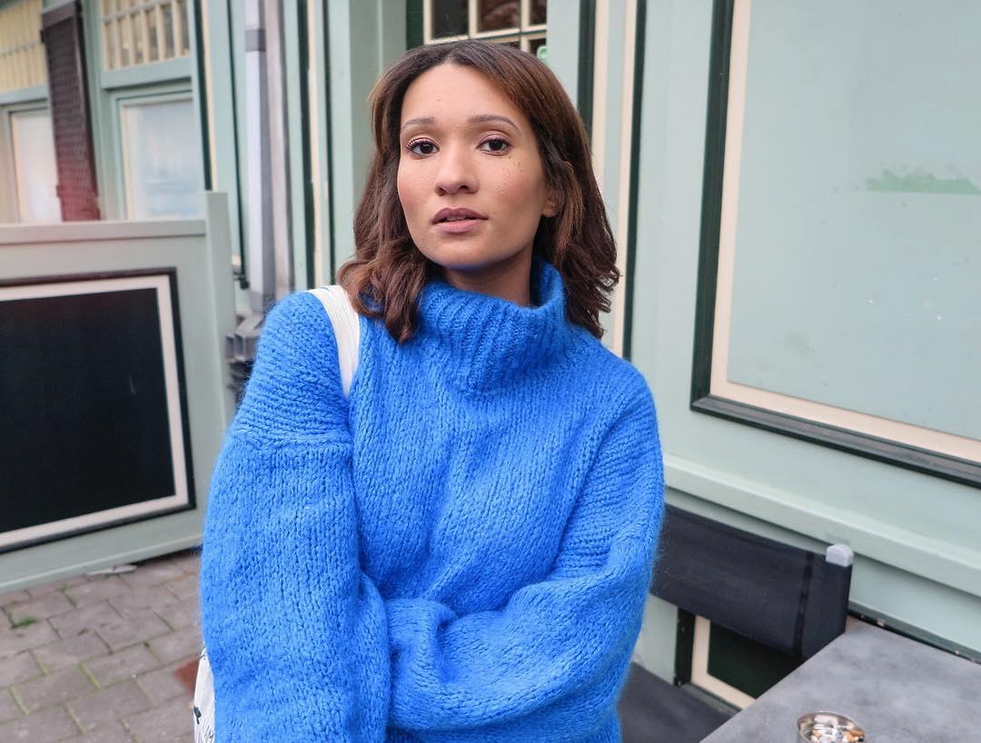 blue indy jumper de Les Bourgeoises sur leen_ye