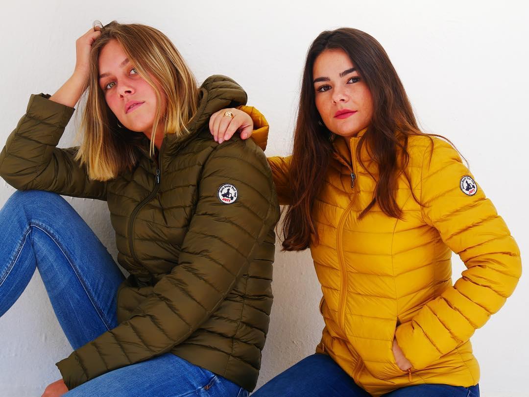 jott jaune agnes de Les Bourgeoises sur retg_streetwear